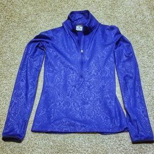 Nike Pro Dri-fit Half Zip Jacket